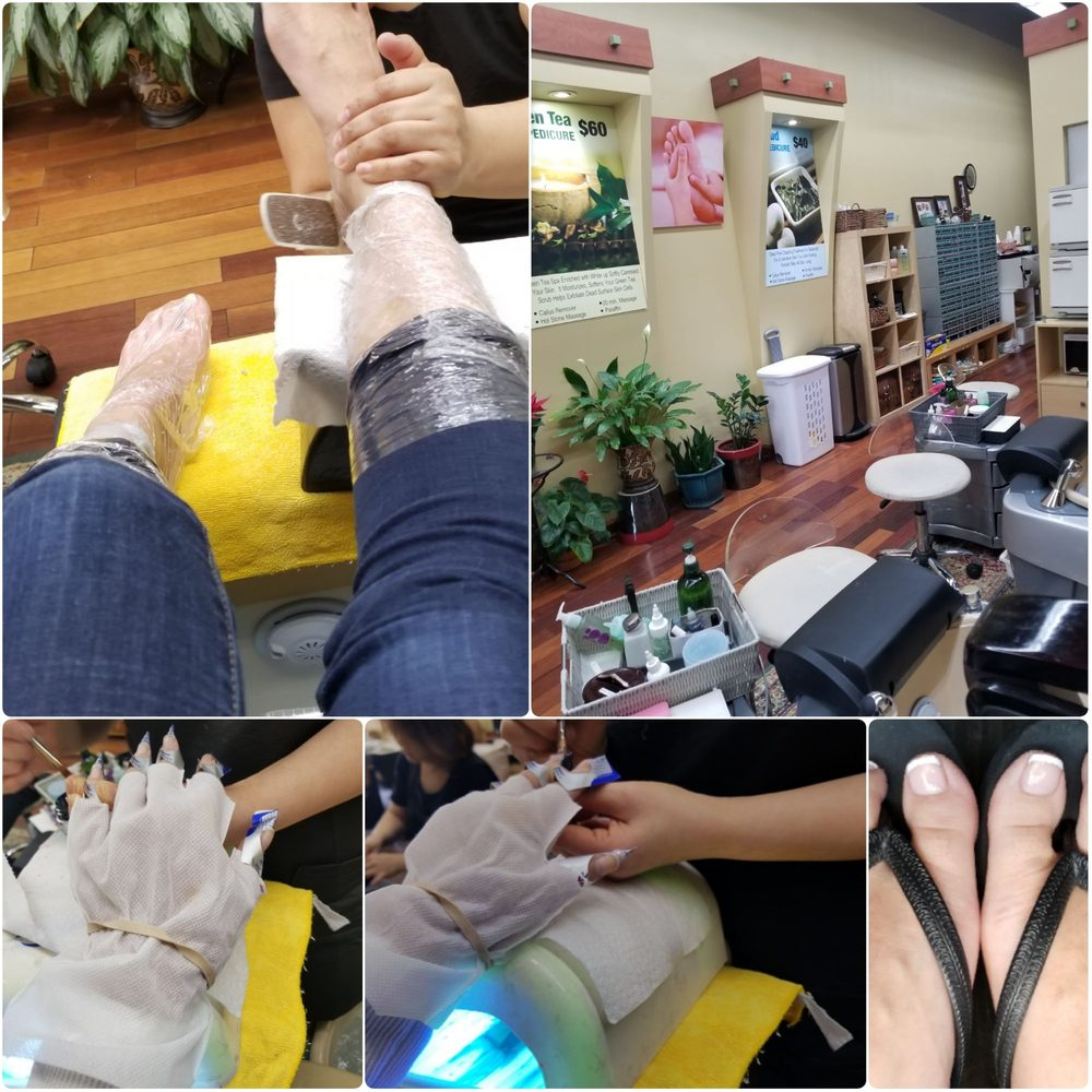 Blooming Nails Of Roslyn: 217 Mineola Ave, Roslyn Heights, NY