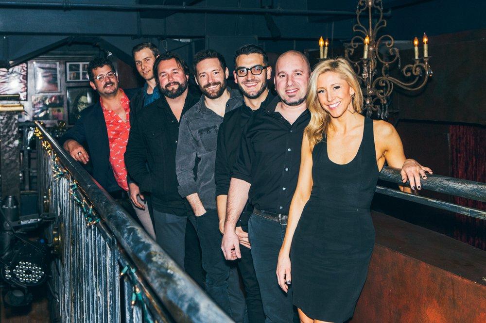 Blaire Reinhard Band: Hoboken, NJ