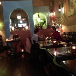 Restaurant paloma blanca marokkaans jan pieter heijestraat 145 bg oud west amsterdam - Restaurant decoratie ...