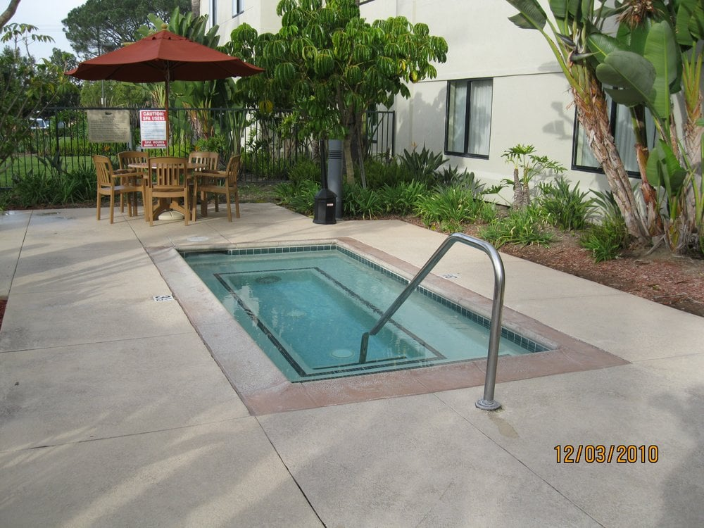 Hot tub yelp Homewood suites garden grove