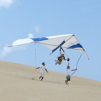 how to get into hang gliding