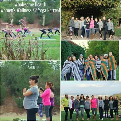 Wholesome health nutritionists north park san diego for Yoga retreat san diego