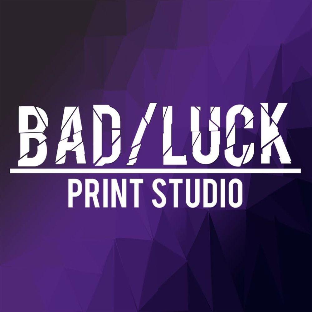 Bad Luck Print Studio: Bloomfield, NJ