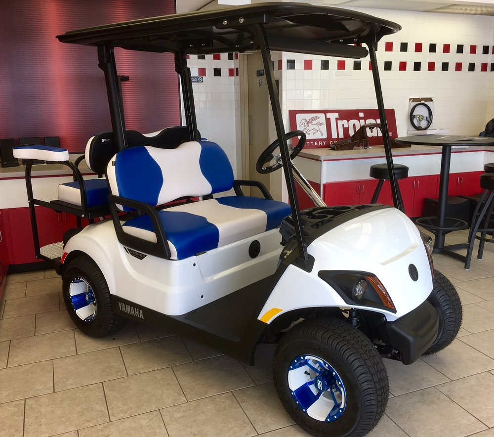 TNT Caddyshack Golf Cars: 6385 Osage Beach Pkwy, Osage Beach, MO