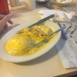 Photo Of Akel S Family Restaurant Myrtle Beach Sc United States Eggs Benedict