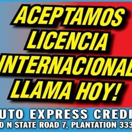 Photo Of Auto Express Credit