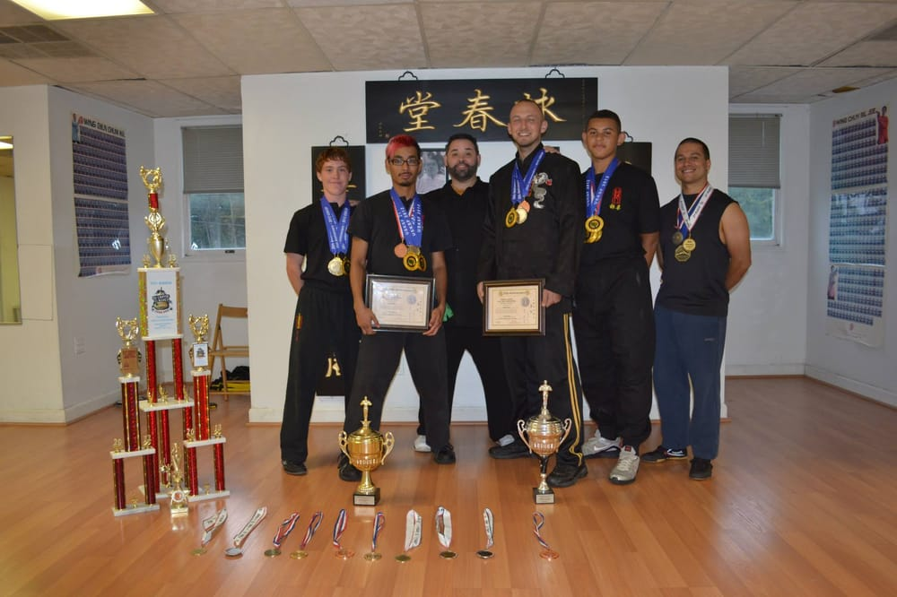 Columbia Martial Arts Center: 10400 Shaker Dr, Columbia, MD
