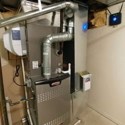 lennox 80 furnace. photo of ace air conditioning \u0026 heating service - chantilly, va, united states. lennox 80% gas furnace 80