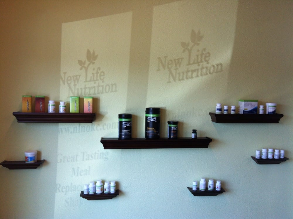 New Life Nutrition