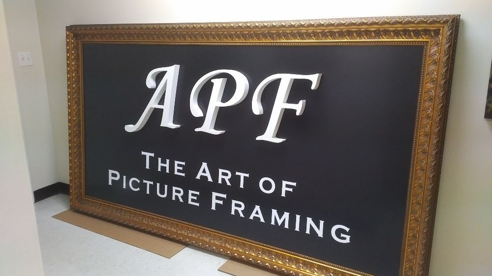 APF-The Art Of Picture Framing - 23 Photos - Framing - 1085 Shary ...