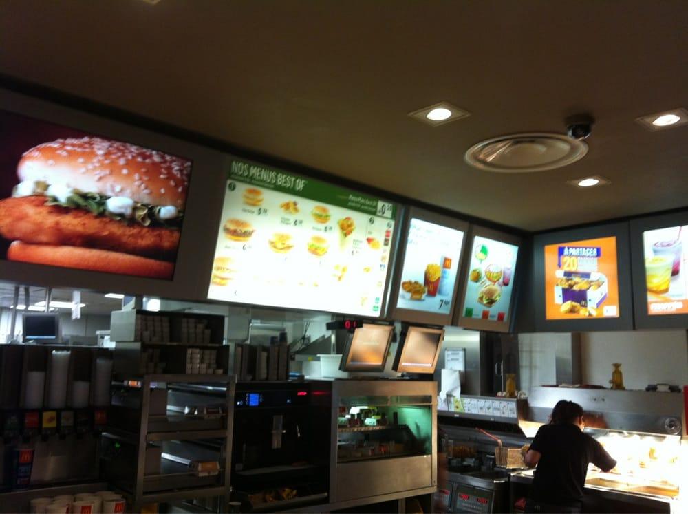Mcdonald s fast food 1 rue du commerce tour eiffel - Rue du commerce cuisine ...