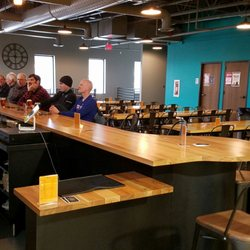 Photo Of Enki Brewing Victoria Mn United States New Tap Room