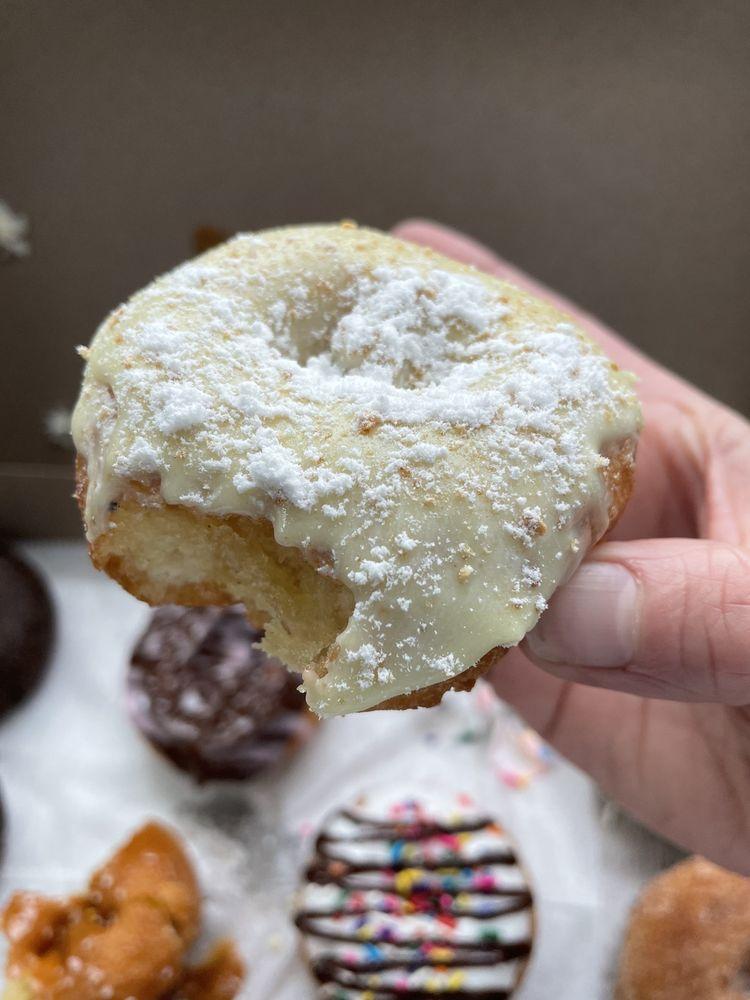 Shire Donuts: 52 Summer St, Adams, MA