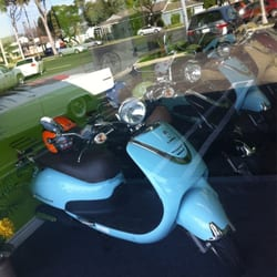 Photo Of Lakewood Long Beach Scooters Ca United States Cute