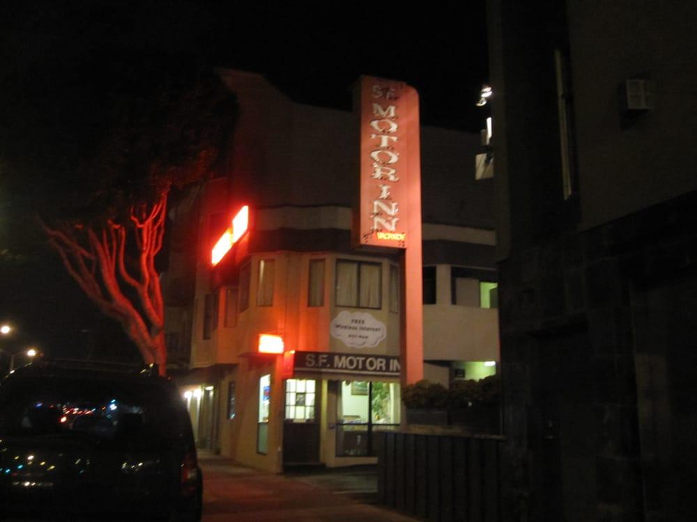 S F Motor Inn Closed Hotels 1750 Lombard St Marina