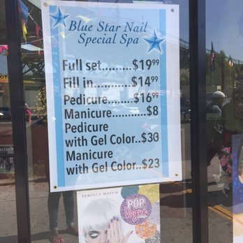 Blue Star Nails - 20 Photos & 16 Reviews - Nail Technicians