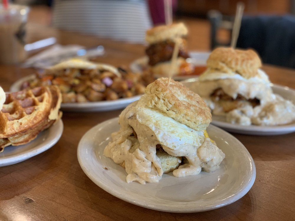 Maple Street Biscuit Company - Parsons Alley