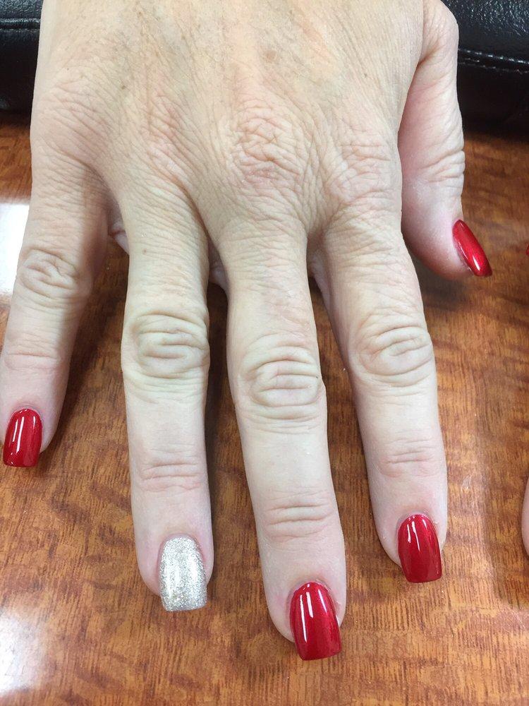 Love my nails... they look sooo natural - Yelp
