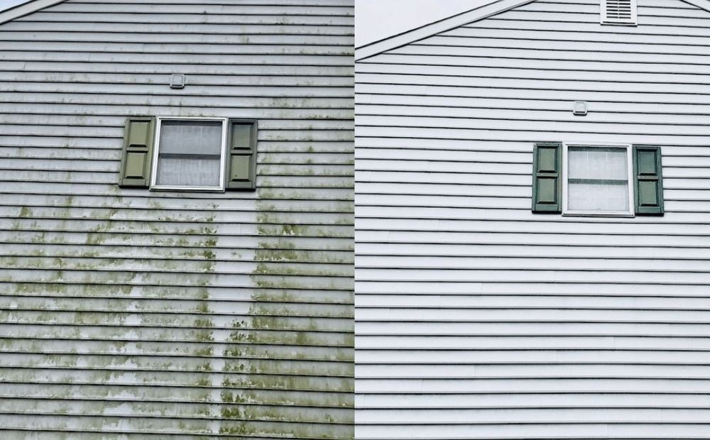 JDC Exterior: Blackwood, NJ