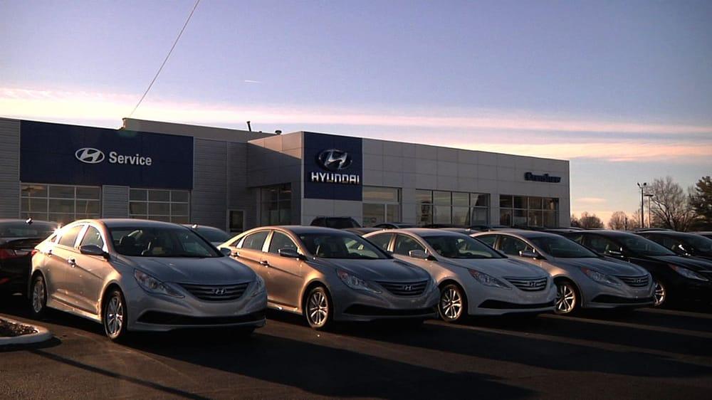Crenshaw Hyundai Inc - Dealerships - 330 Huffman Mill Rd ...