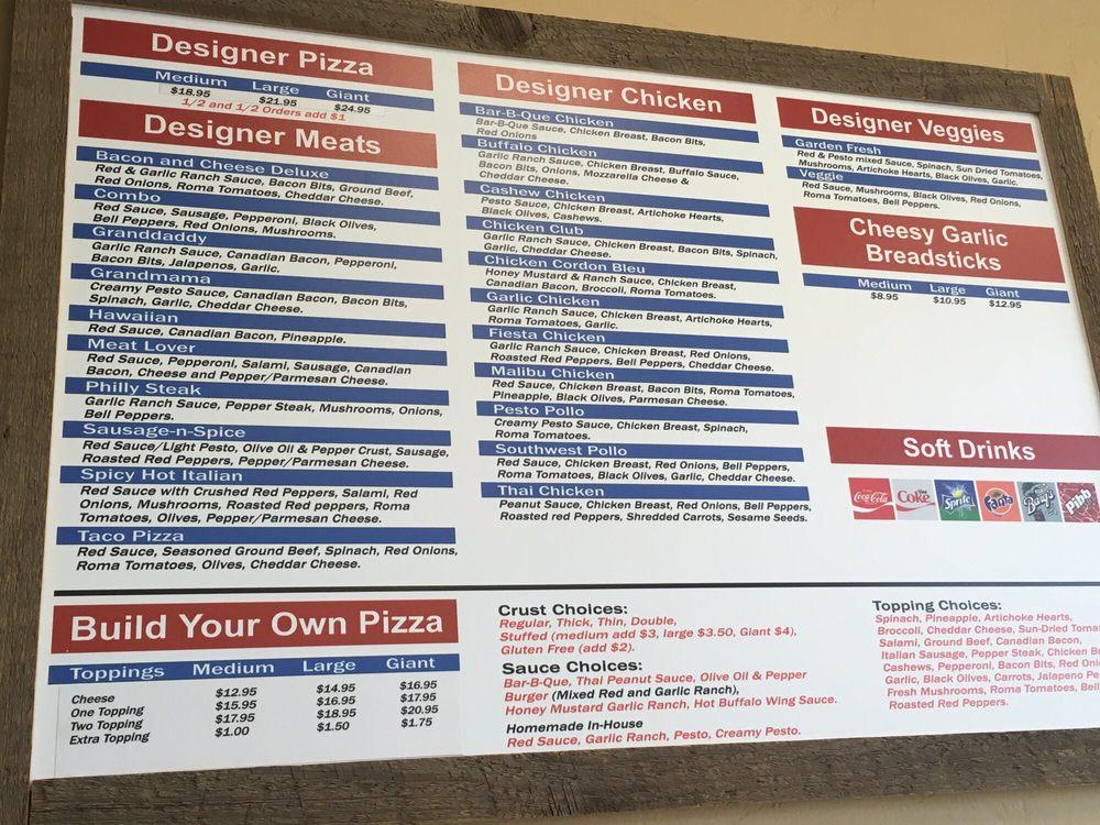 Mariposa Take N Bake Pizza: 5081 State Hwy 140, Mariposa, CA