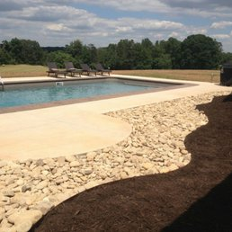 Photo Of Backyard Oasis Pools And Construction   York, SC, United States. 16