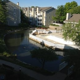 Photo Of Bonhomme Village Apartments Saint Louis Mo United States View From