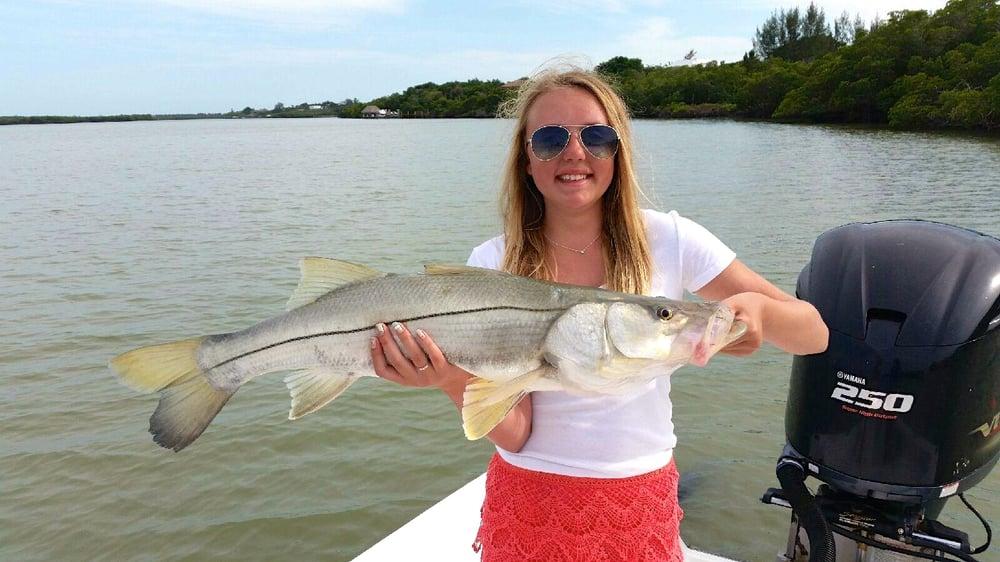 Naples Backcountry Fishing: 221 Goodland Dr W, Goodland, FL