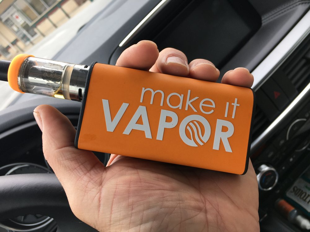 Make it Vapor