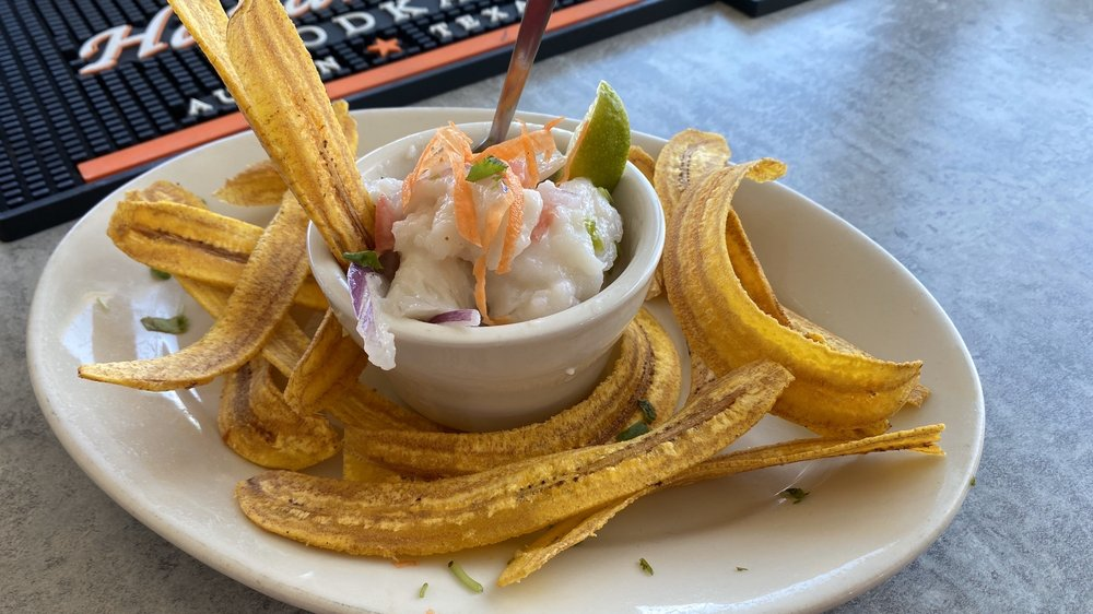 Ocean Front Restaurant: Carretera 4466, Isabela, PR
