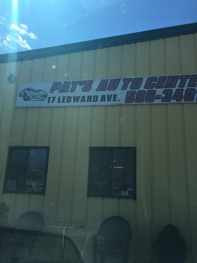 Pat's Auto Center: 17 Ledward Ave, Westerly, RI