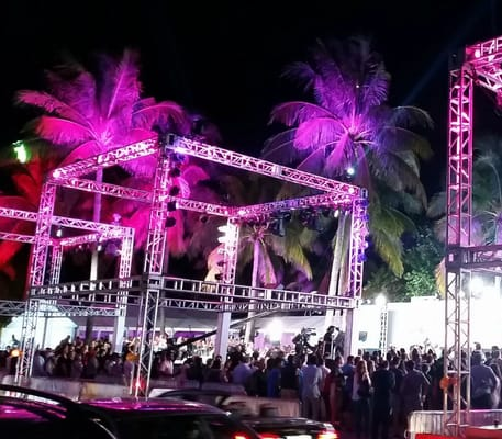 Roc-Off Productions - Party Equipment Rentals - 2100 SW 71st