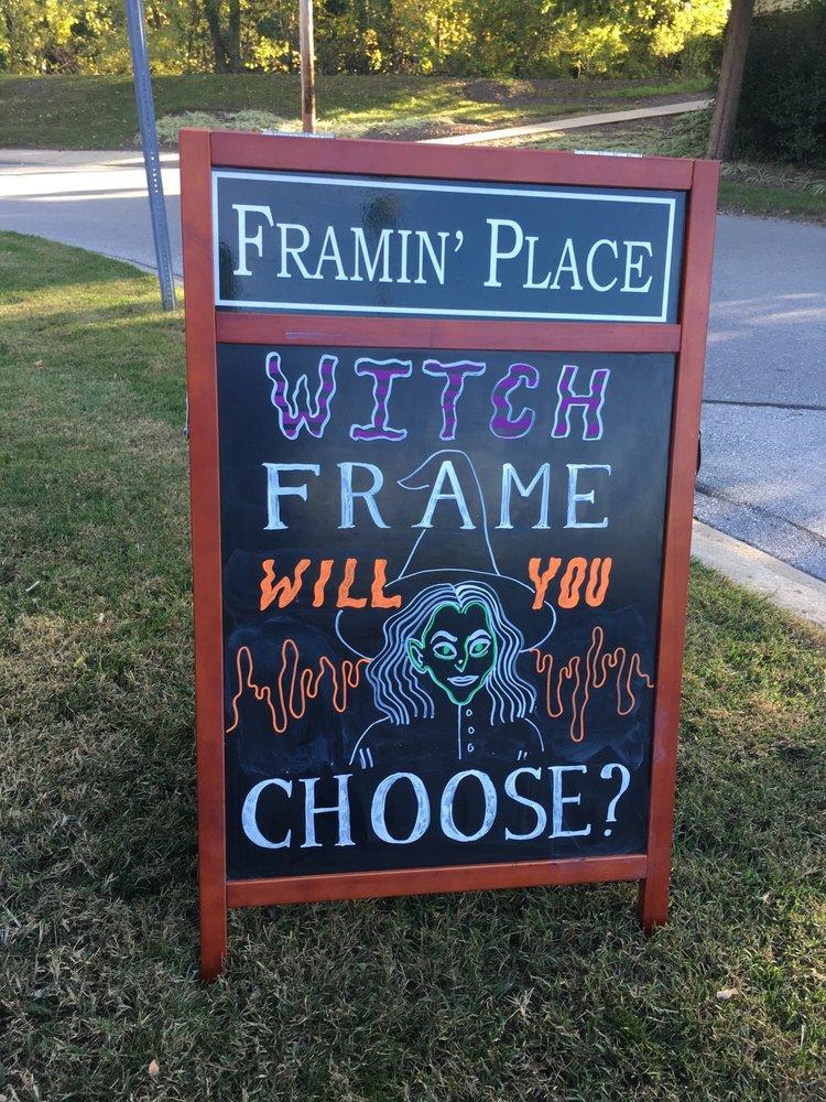 Framin\'place - 29 Photos - Framing - 1350 Smith Ave, Sabina ...