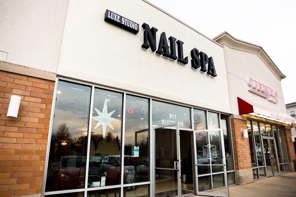 Luxe Studio Nail Spa - 336 Photos & 189 Reviews - Nail Salons - 811 ...