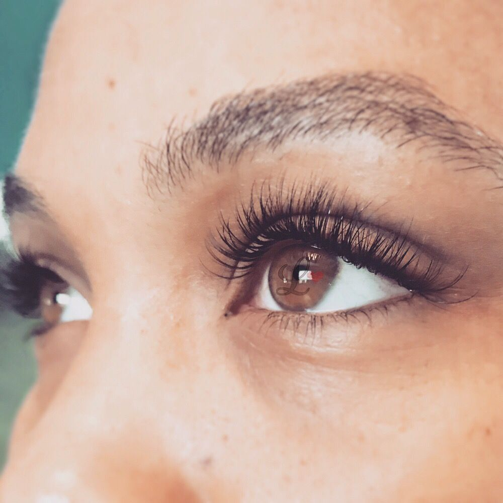 05f489e9e12 3D Volume Full Set. Faux Mink Lash Extensions by Nykky - Yelp