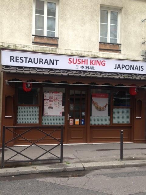 sushi king 25 photos japanese 32 rue pelleport. Black Bedroom Furniture Sets. Home Design Ideas