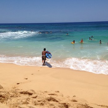 Photo Of Sandy Beach Park Honolulu Hi United States