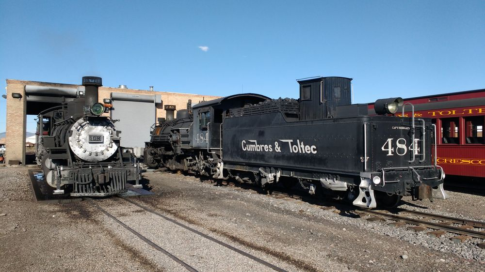 Cumbres & Toltec Scenic Railroad: 5234 B US Hwy 285, Antonito, CO