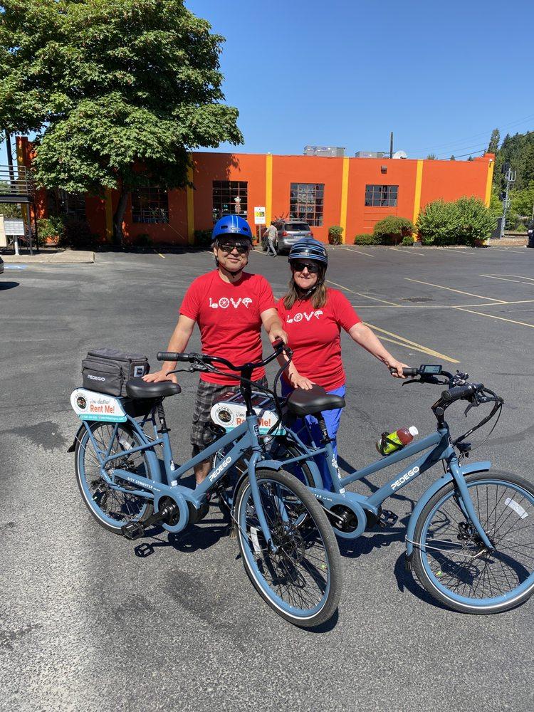 Pedego Electric Bikes Eugene: 199 E 5th Ave, Eugene, OR