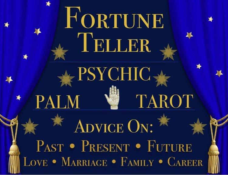 Hanford Psychic & Palm Reader: 901 N 10th Ave, Hanford, CA