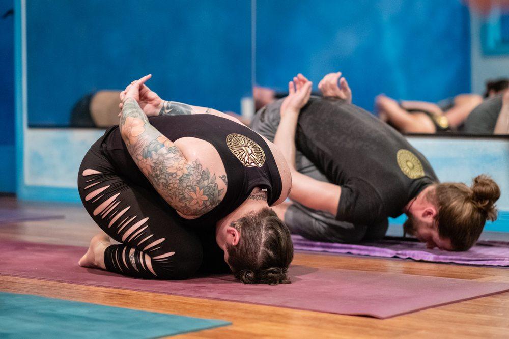 Social Spots from Indigo Yoga
