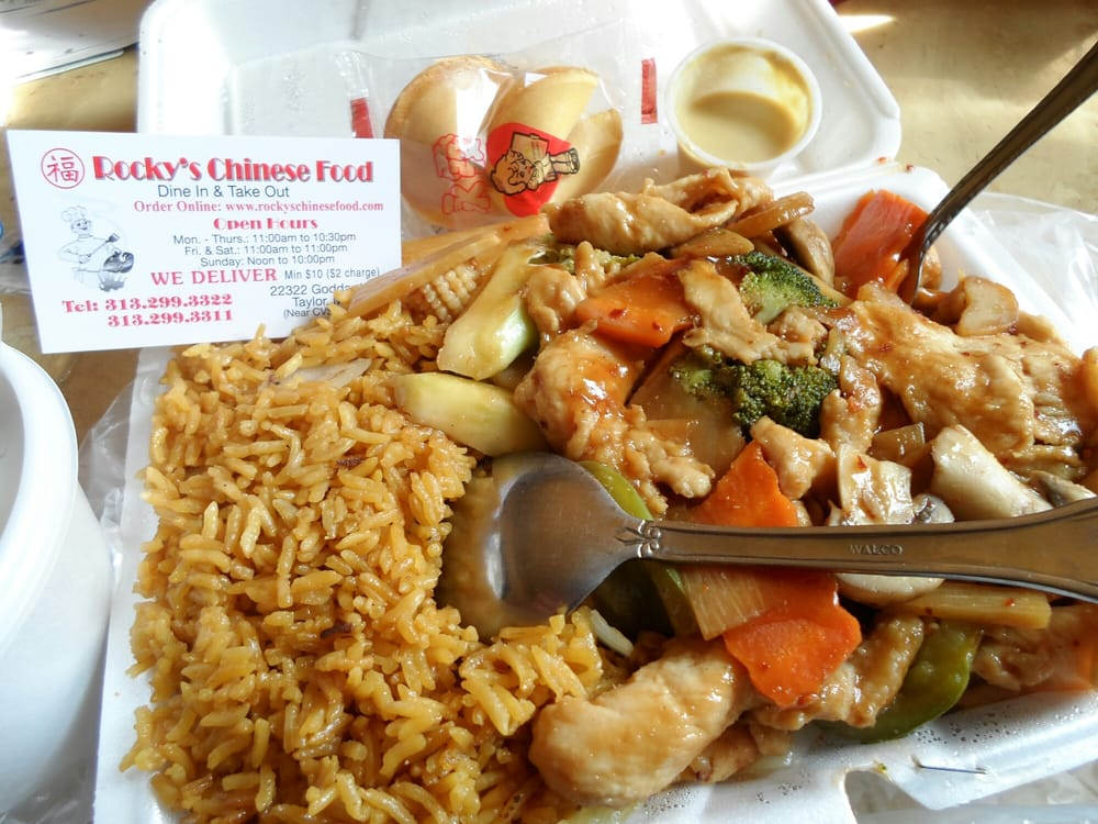 Chinese Food Near Taylor Mi