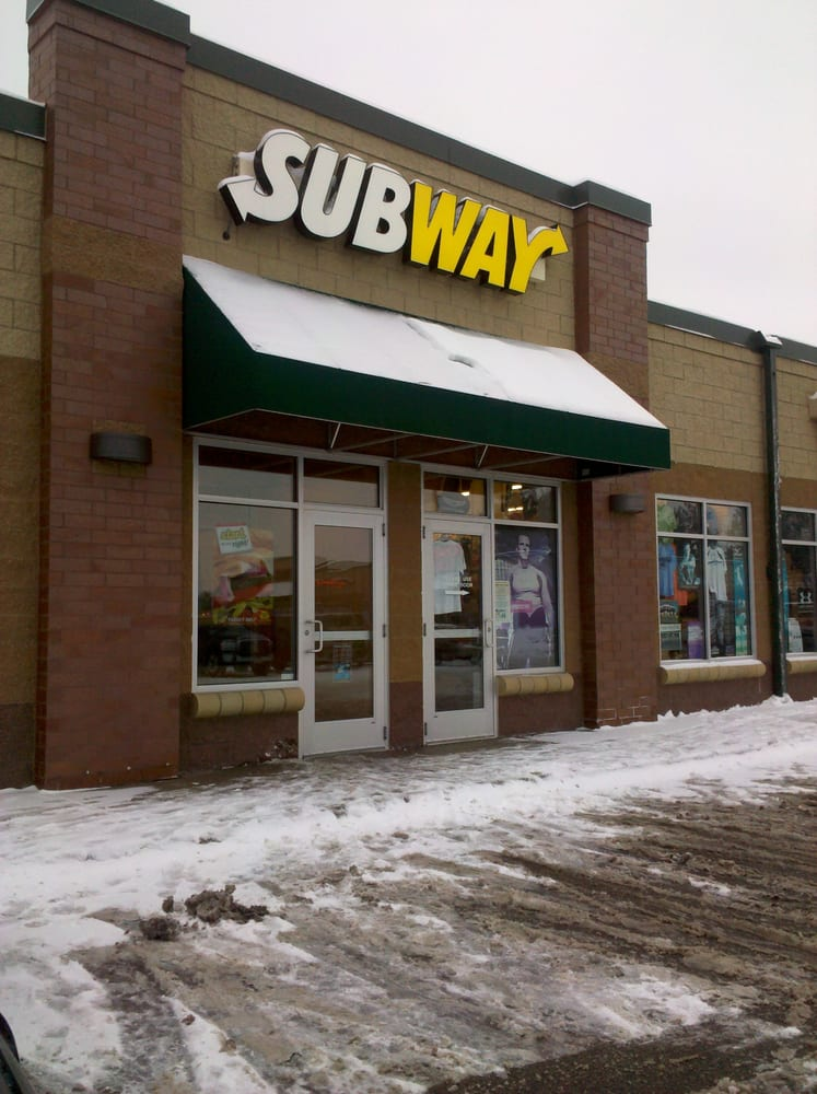Subway: 1444 147th Ave NE, Andover, MN