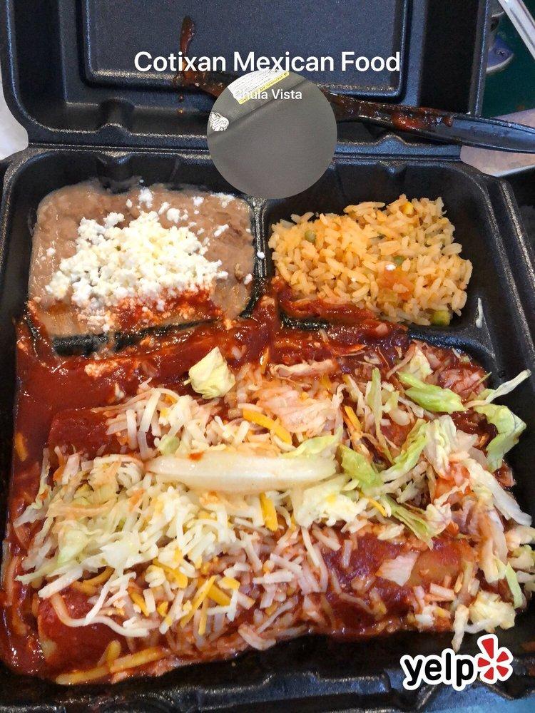 Cotixan Mexican Food 84 Photos 145 Reviews 1392 E Palomar St Chula Vista Ca Restaurant Phone Number Yelp