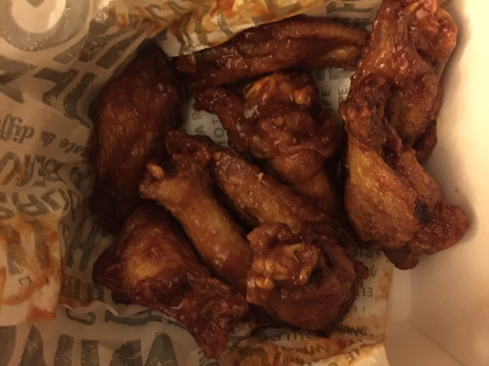 Wild Wing Cafe Anderson Sc Reviews