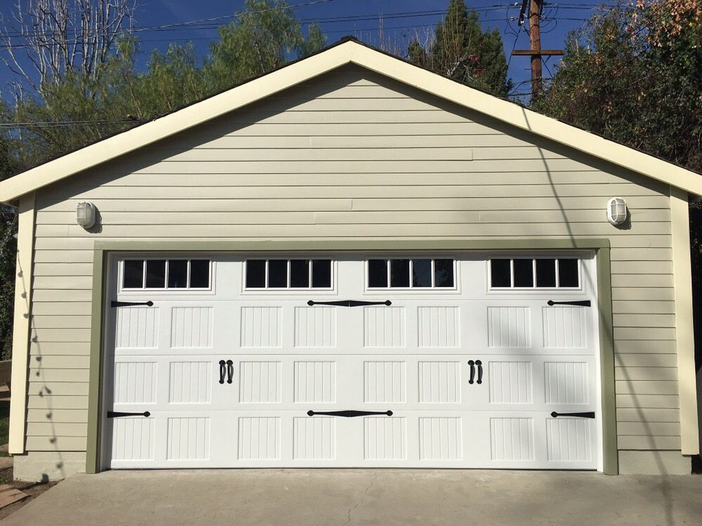 First Garage Door