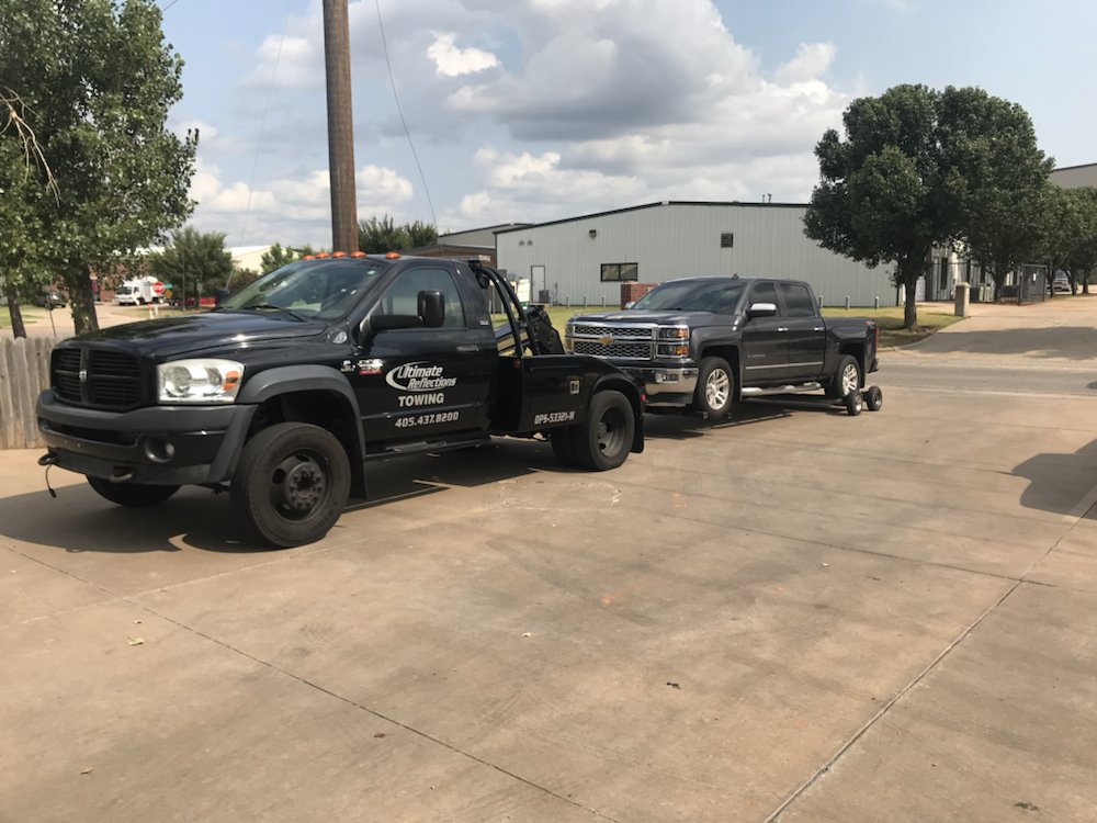 Towing business in Warr Acres, OK