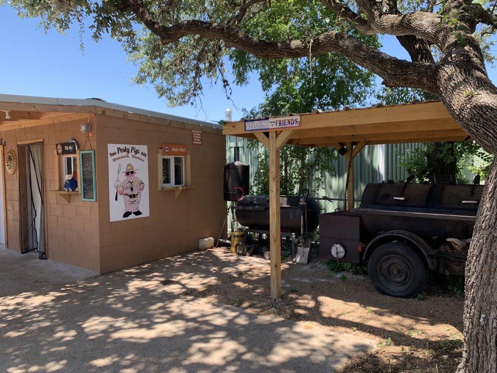 Porky's: 100 Co Rd 128, Burnet, TX