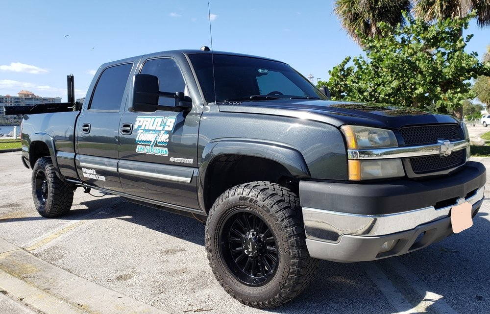 Paul's Towing: Cocoa, FL