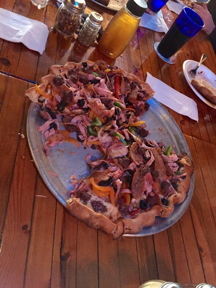 The Scheme Restaurant and  Bar: 123 N 7th St, Salina, KS